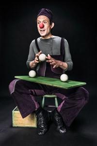 je suis suis là jonglage