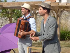 Simon et Gorky
