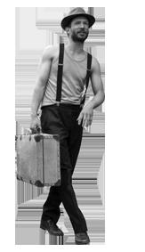 gorky et sa valise
